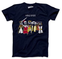 Science Chemistry NZ - Noble Gases T Shirt Funny Science Shirt Chemistry T Noble Gas