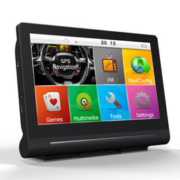 "Gps Hd Australia - 7"" HD Car GPS Navigation System for Car Trucks Sat Navi GPS Navigator with Free Maps"