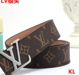 online shopping 2018 brand men belt Genuine Leather Belt Usa West Cowboy Cow Head Man Luxury Belts New Fashion Great Men Gift