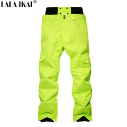 $enCountryForm.capitalKeyWord NZ - Skiing Pants Men Snowboard Jumpsuit Thermal Waterproof Snow Windproof Breathable Warm Sports Pants For Men Winter Ski HMA1642-5