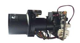 Venta al por mayor de Plataforma Hik 1 / 2.7 '' 5.0MP OS05A10 CMOS H.265 2.8-12mm Zoom motorizado Tablero de cámara IP de enfoque automático con cable