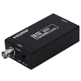 Опт HDMI SDI Converter 3G Full HD 1080P SDI to HDMI Adapter Video Converter with Power Adapter for Driving Monitors