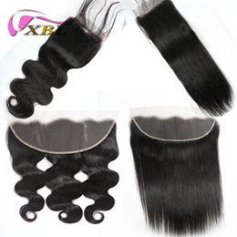 Straight chineSe virgin human hair online shopping - Top A Lace Frontal Brazilian Virgin Hair Body Wave Straight Lace Frontal Human Hair Natural Hairline And Top A Lace Frontal