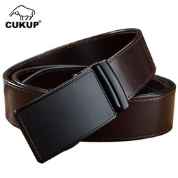 $enCountryForm.capitalKeyWord Australia - CUKUP Men's New Car Line Cow Leather Belts Luxury Automatic Metal Mens Dress Belt for Jeans Formal Casual Accessories Men NCK648