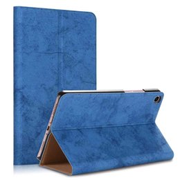 Xiaomi Mipad Cases Australia - High-Quality PU Leather Smart cover case For Xiaomi Mipad 4 Plus 10.1 inch Tablet Case protective shell case+Stylus Pen+Film.