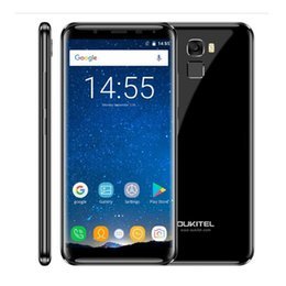Original Oukitel K5000 4G LTE Mobile Phone 4GB RAM 64GB ROM MT6750V Octa Core Android 7.0 5.7''HD 5000mAh 16MP Fingerprint
