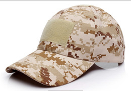 Hunting stickers online shopping - 100pcs Sports Magic Sticker Camouflage Tatical Cap Hunting Hiking Camping Sun hat Outdoor Baseball Caps