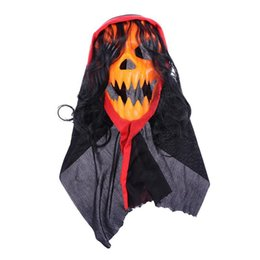 $enCountryForm.capitalKeyWord UK - Ghost Mask Horror Scary Decoration Mask Party Supplies Props for Masquerade Costume Party Cosplay Halloween Carnival