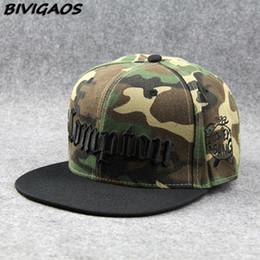 New 2018 Fashion Men Cap Black Compton Letters Embroidery Snapback Hats  Hiphop Hat Baseball Cap Hip Hop Caps For Men Women Bones D18110601 774a4d26ffdb