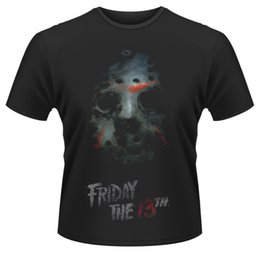 $enCountryForm.capitalKeyWord Canada - Friday The 13Th Mask T-Shirt New Short Sleeve Round Collar Mens T Shirts Fashion 2018 Fashion 100% Cotton T-Shirt