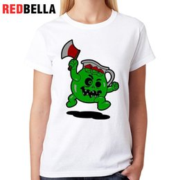 $enCountryForm.capitalKeyWord NZ - Women's Tee Redbella Female Clothing Parody Monsters Pop Culture Graphic Design Hipster Cool T Shirt 100% Cotton Camisetas Femininas Top Hot