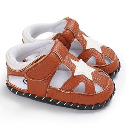 $enCountryForm.capitalKeyWord Canada - Toddler Boy Star Crib Shoes Newborn Soft Sole Anti-slip Baby Sneakers Buty Dla Dziewczynki Baby Shoes
