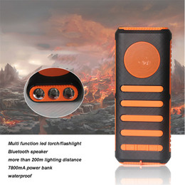 $enCountryForm.capitalKeyWord Canada - portable lighting suppr bright torch led flashlight Multi-function with power bank and bluetooth speaker rechargeable flashlights