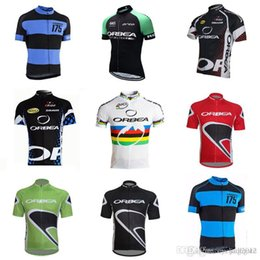 Bike New Jersey Free Shipping Australia - New Team ORBEA Cycling jersey 2018 Short sleeves bike shirts Breathable Quick dry Pro Clothing MTB maillot Ropa Ciclismo free shipping F1414