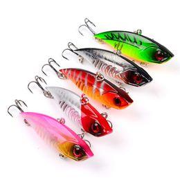 Lure Vib Hard Bait NZ - Lure VIB 6.5cm Vibration Hard Fishing Bait with 6#Hook
