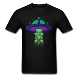 Magic Graphic 3D T-Shirts Aliens Munchies Hombres Fan de la película Sci Fi T Shirt Men Funny T-Shirts 10 Colors 2018 New