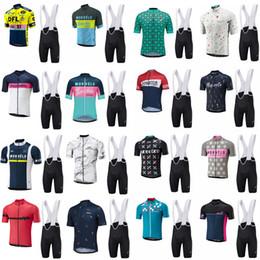 $enCountryForm.capitalKeyWord Canada - New Men Morvelo Cycling Jersey suit Comfortable mtb Bicycle shirt and bib shorts set Summer quick dry cycling Bike Sportswear C2103