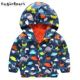 $enCountryForm.capitalKeyWord Australia - FagorBears Baby Boys Outerwear Coat Dinosaur Spring Kids Jacket Long Sleeve Children Clothes Boy Jacket Hooded Autumn Clothings