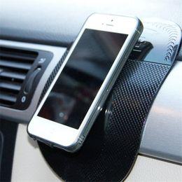 Discount anti slip pad for car dashboard - 1PC Car Dashboard Sticky Pad Silica Gel Magic Sticky Pad Holder Anti Slip Mat For Car Mobile Phone Accessories
