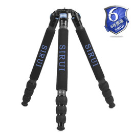Chinese  Sirui R-4214X R4214 Professional Tripods Carbon Fiber Stable Camera Tripod Lightweight Camera Stand With 3 Gifts UV Filter Band manufacturers