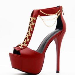 e1e09d3eb5 Legzen Novas Sandálias de Alta Qualidade Sexy Plataforma Dedo Aberto  Sandálias De Salto Alto Fino Bonito Branco Prata Partido Sapatos para  Mulher EUA ...