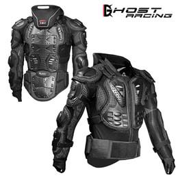 GHOST Corrida Off-Road Motocicleta casaco de corrida de corrida protetor de cotovelo e pescoço protetor HJ04 venda por atacado