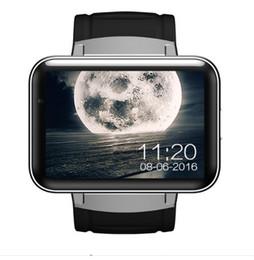 $enCountryForm.capitalKeyWord Australia - DM98 Bluetooth Smart Watch 2.2 inch Android OS 3G Smartwatch Phone MTK6572 Dual Core 1.2GHz 512MB RAM 4GB ROM Camera WIFI WCDMA GPS