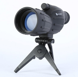 telescope view UK - Hot sell single tube 15-40 * 50 bird viewing mirror high power high definition telescope three tripod telescope LLFA