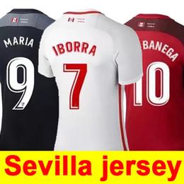 Maglia Home Sevilla FC Nolito