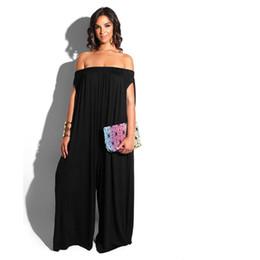 $enCountryForm.capitalKeyWord Australia - Ladies Women Off Shoulder Baggy Loose Long Jumpsuit Romper Harem Clubwear Playsuit Casual Party Jumpsuit Overalls