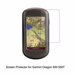 Discount garmin gps screen - 3* Clear LCD PET Film Anti-Scratch Screen Protector Cover for GPS Garmin Oregon 500 450 450t 550 550t 400t 400i 400c 400