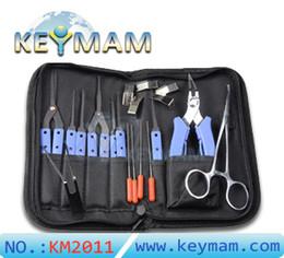 $enCountryForm.capitalKeyWord Australia - Original KLOM Broken Key Removal Tool Kit Locksmith Tools Set Extractor Repair Tools Lock Pick Set