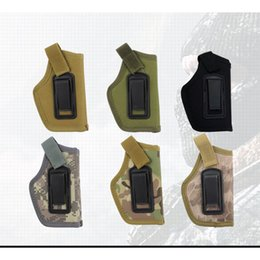 EquipmEnt accEssoriEs online shopping - Tactical Equipment IWB Stealth Tactical Holster CS Field Stealth Holster for Outdoor Hunting Shooting Tactical Accessories A