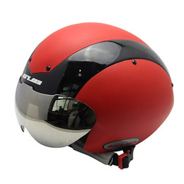 xs accessories 2019 - Cycling Helmet Track Cycling Road MTB Road Mountain Bike Helmet With UV Visor Accessories Bicycle cheap xs accessories
