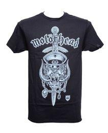 $enCountryForm.capitalKeyWord NZ - MOTORHEAD HIRO DAGGER CREST Official T-Shirt Heavy Metal New Tees Men Hot Cheap Short Sleeve Male Men's Clothing