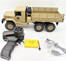 $enCountryForm.capitalKeyWord Canada - 1:16 6wd rc military truck WPL B16 model off-road mini rc trucks remote control climbing car rtf christmas gift toy for kids