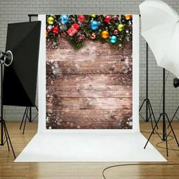 Discount children photo props - 3x5ft Christmas Backdrop Balloon Retro Vinyl Studio Photo Backdrops Photography Props Live Streaming 3D Effect Backgroun