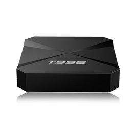Großhandel Android 8,1 Smart TV Box RK3229 2G DDR3 16G EMMC ROM 4 K 3D h.265 Wifi Media Player T95E