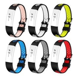 $enCountryForm.capitalKeyWord NZ - Fitness Wristband Replacement Silicone Smart Bracelet Wrist Band For Fitbit Alta HR Sport Smart Band Wtaches Activity Tracker