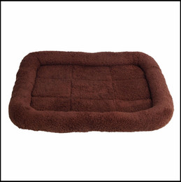 Large Dog Sofas Beds 2018   Brown Pet Dog Bed Cat Puppy Sofa House Mat Warm