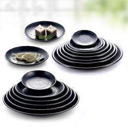 Black Melamine Plates Online Shopping Black Melamine Plates For Sale
