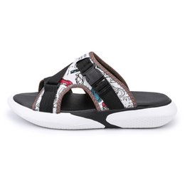 f0f69e7e3a50e Chinese New 2018 Summer Style Shoes Man Sandals Cork Sandal Good Quality  Zapatos Mujer Casual Slippers