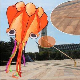 Line for kite online shopping - Interesting Kite For Children Four Meters Long Octopus Shape With Thirty Meters Wire Plate Hot Sale hy W