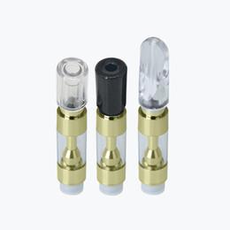 $enCountryForm.capitalKeyWord UK - TH105 Vape Ceramic disposable Cartridge M6T 510 Thread Atomizer Wickless for CE3 BUD Vape pen Preheating Batteries M3 electronic cigarette