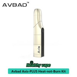 Metal products online shopping - Newly Released AVBAD trending products Axis for ceramic heets hot selling Heat not Burn Kit vape Kit
