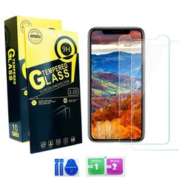 Wholesale boost phones online shopping - For ZTE avid trio max pro Coolpad Defiant metro LG x charge Boost mobile phones Tempered Glass Newest Screen Protector