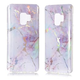 $enCountryForm.capitalKeyWord UK - Phone Case For Samsung Galaxy S6 S7 Edge Marble Soft TPU Back Cover Case For Samsung Galaxy S8 Plus S9 S9 Plus