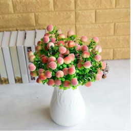 $enCountryForm.capitalKeyWord Canada - 1 Bouquet Artificial Flower Water Plant Peach Room Office Home Garden Decor