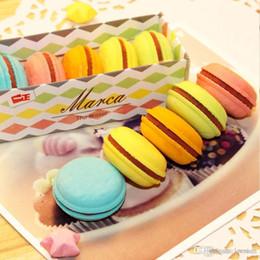 pencil cake 2019 - Wholesale-cake eraser Colorful borracha escolar Creative gomas de borrar borrachas silgi stationery borracha articulos e