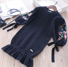 eaf2cd28f Lace Collar Sweater Girls Online Shopping